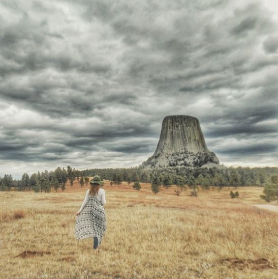 Devils Tower National Monument Jypsy Threads